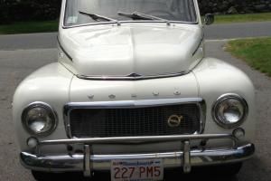 1961 Volvo p544v
