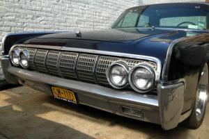 1964 Lincoln Continental - Hot Rod Style - Fully Loaded