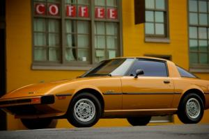 1980 Mazda RX-7 GS Coupe 1.1L Rotary 5 Speed Only 41K miles