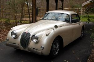 1960 XK150 Coupe - Strong running, great to drive.
