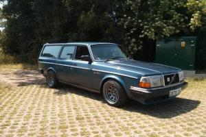 1990(G) Volvo 240 Estate Turbo LOTS of custom Parts - Drift Track RWD Sleeper