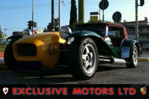 Caterham Westfield SE 1600cc Right-Hand Drive RHD