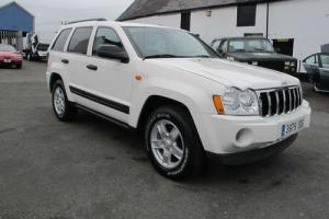 2007 JEEP GRAND CHEROKEE 4.7 LITRE AUTOMATIC 4.X2 1 OWNER 20,000 MILES