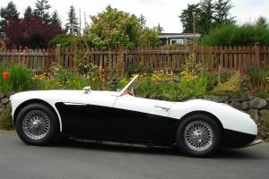 Austin Healey 1957 100-6 BN4L