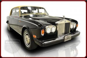 79 Rolls Royce Silver Wraith II  Professional GM 350 Conversion TH-400 Automatic