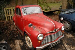 1948 SIMCA 6 Fiat Topolino 570cc 1 Lady owner 50 years Cherished Registration