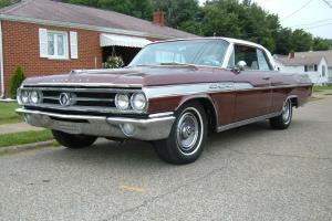 1963 BUICK WILDCAT 6.6L 4-SPEED 2 DOOR HARDTOP