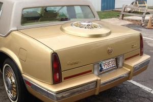 1986 V8 Cadillac Eldorado Las Vegas Custom only 17k Original Miles *NEAR MINT*