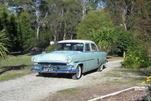 Ford Customline 53 Anniversary Model MILD Custom Hotrod Ratrod