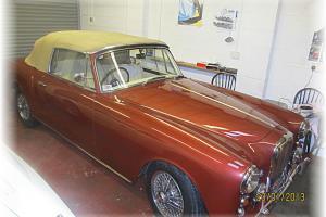 1960 Alvis TD21, 3 litre Drophead Coupe - Genuine rare Alvis