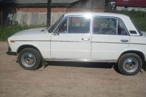 1979, VAZ 2106, zhiguli, shestiorka, Soviet car, Russian car, retro car. Photo