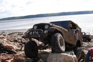 1986 Jeep CJ7 Fuel Injected Vortec 4.3L