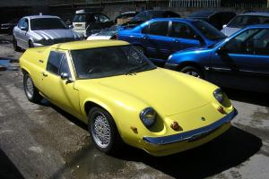 LOTUS EUROPA 1972 1558 TWIN CAM 5 SPEED TAX FREE