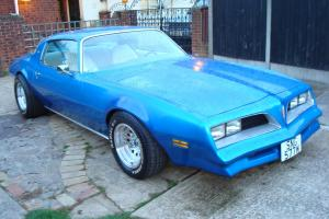 1978 PONTIAC FIREBIRD 5.0/V8 WITH RARE 4-SPEED MANUAL