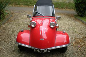 Messerschmitt KR200 - Micro Car - 1957