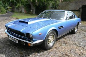 1977 Aston Martin V8 Series III Saloon  Photo