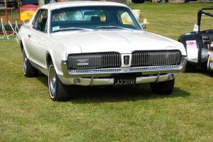 Mercury Cougar XR7 1967. ALL ORIGINAL AND UNMODIFIED