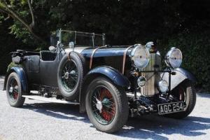1933 Lagonda 16/80 S-Type Special Six  Photo