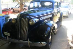 Buick 1937 Special in Murrumbidgee, NSW