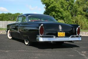 1956 Mercury Monterey Black Custom Kustom SCTA Hot Rod Kemp