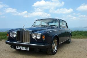 1980 ROLLS ROYCE BLUE  Photo