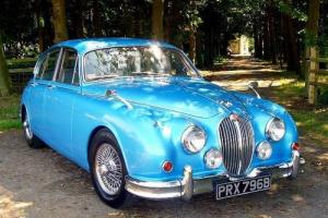 1964 Jaguar Mk. II Saloon (3.4 litre)