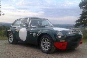 1976 MG B GTS Sebring