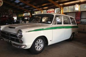 1966 Ford Cortina MK1 GT Estate - Rare and Genuine