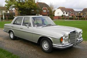 1972 Mercedes-Benz 280SE 3.5 Saloon