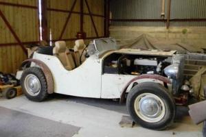 1949 Alvis TA14 Special Roadster