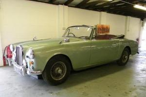 1960 Alvis TD21 Convertible  Photo