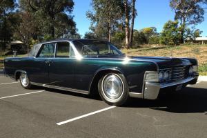 1965 Lincoln Continental RHD Ford Cadillac