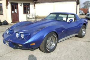 1979 Chevrolet Corvette 350 V8 Automatic Needing loving Care Attention Project
