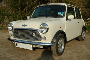 2000 Rover Mini Mayfair - Completely Original