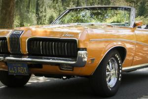 1970 Cougar convertible XR-7 very rare one of three family owned since 1976