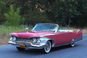 1960 Plymouth Fury Convertible 413 Big Fins Restored 1957 1958 1959