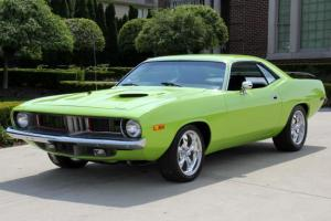 1973 Plymouth Cuda 360 HOT sublime GORGEOUS muscle Car