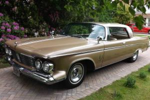 Chrysler Imperial 2 door Custom Hardtop