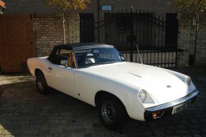 Jensen Healey 2.0 convertable. 39000 miles from new one of the best available Photo