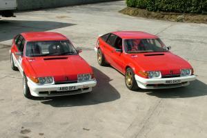 Rover Vitesse SD1 GrpA Replica RALLY CAR, Ideal for Pre87 Historic Rallies