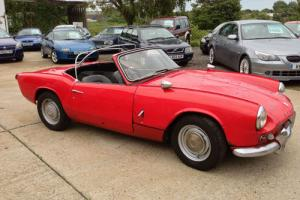 Classic Triumph Spitfire 4 MK2 1200 In Need Of Restoration Ideal Project Starts