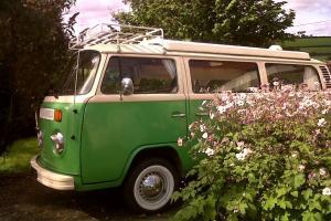 VW 1977 Bay Window Campervan