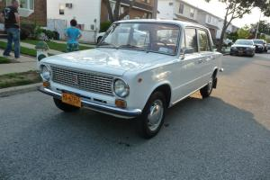 1983 VAZ 2101 IMMACULATE CONDITION 27900 MILES ONLY