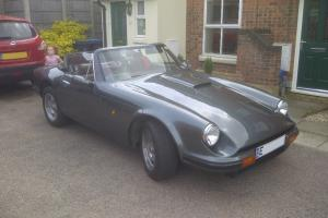 1987 (E) TVR S1 with a GENUINE reason for sale