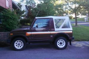 1984 Suzuki SJ410 Only 39,000 Miles All Original Photo