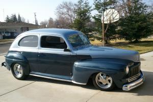1946 Ford (mercury) 2 Dr. Sedan 350/TH350