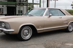 1963 Buick Riviera Base Hardtop 2-Door 6.6L