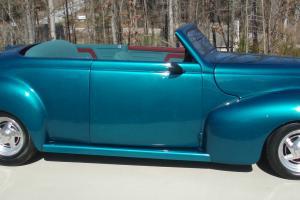 1939 Mercury Custom Street Rod Convertible