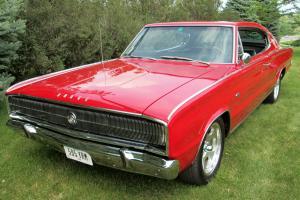1966 Dodge Charger 426 Hemi 7.0L Base Hardtop 2-Door