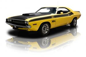 Numbers Matching Challenger T/A 340 Six Pack 4 Speed